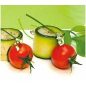 Coquilles Lemon-Green pepper