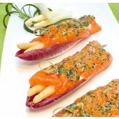 Escalope de saumon