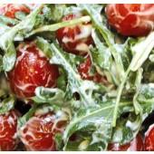 Salade de tomates et roquette