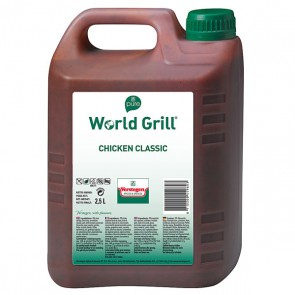 World grill chicken classic