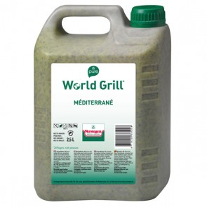 World Grill mediterrane Pure