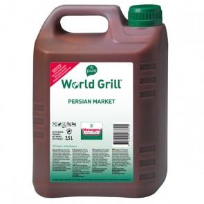 World Grill persian market Pure