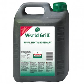 World grill menthe royale et romarin Pure