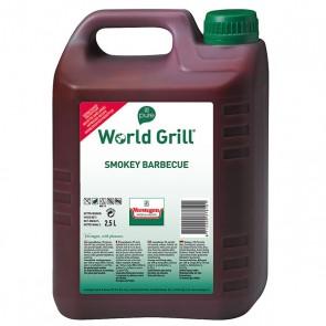 World grill smokey barbecue Pure
