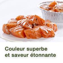 Des marinades aux couleurs et saveurs superbes !